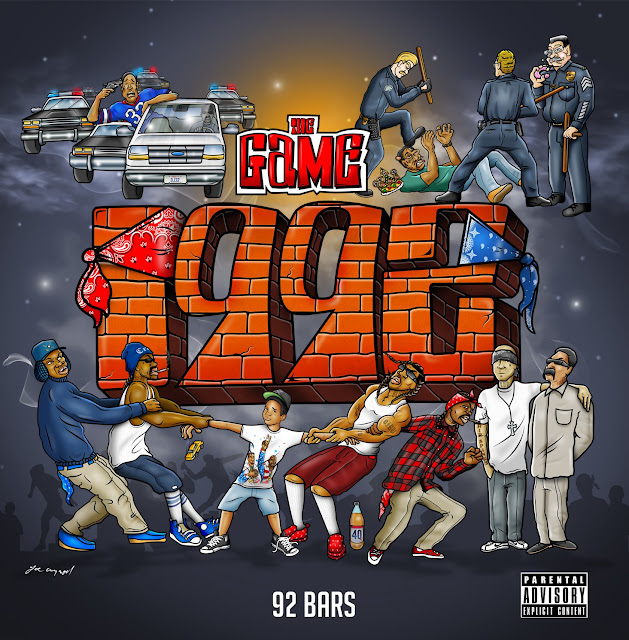 The Game – 92 Bars (Meek Mill Diss)