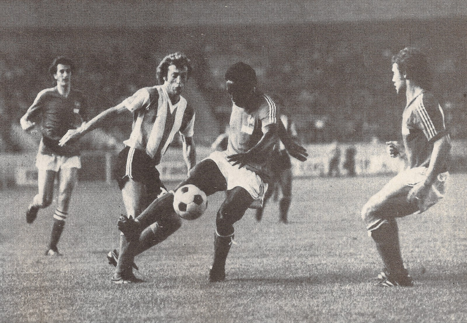 france argentine 1974 the vintage football club. Black Bedroom Furniture Sets. Home Design Ideas