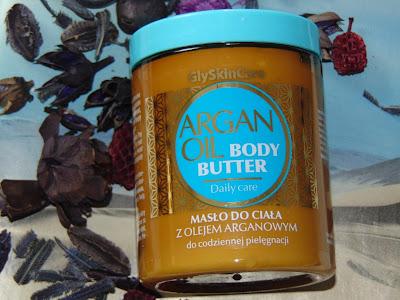 GlySkinCare, Masło do ciała z olejekiem arganowym, Diagnosis