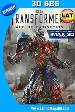 Transformers: La Era de Extinción (2014) Latino Full 3D SBS 1080P (2014)