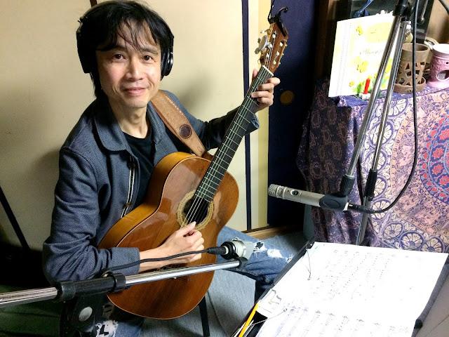 長谷川友二(guitar)