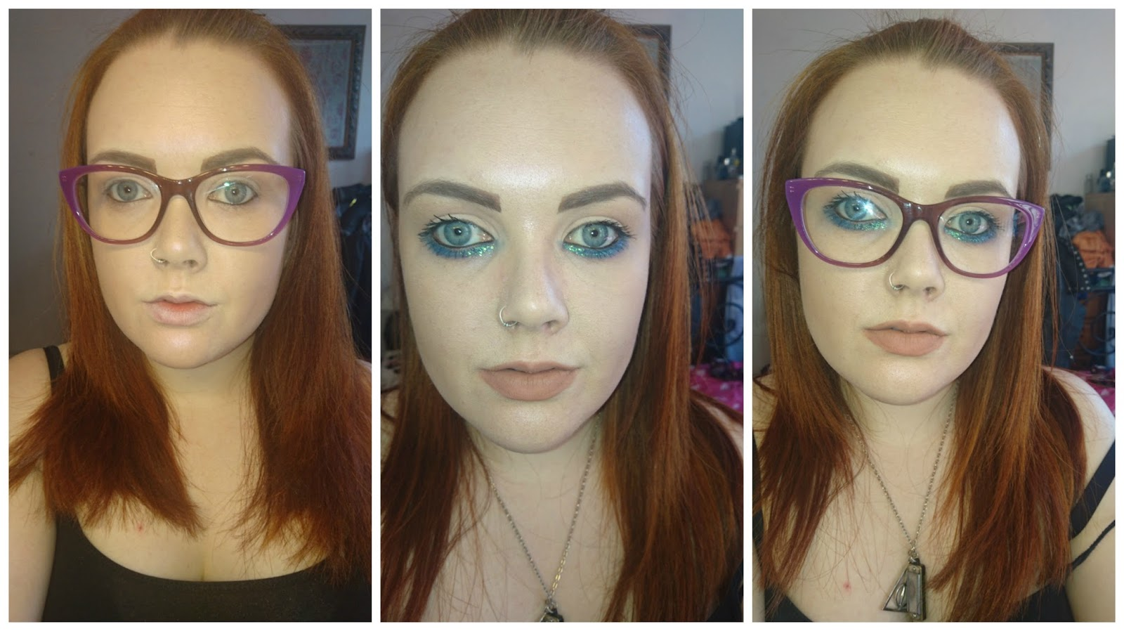 Look - Eyeshadow what to wear with glasses video