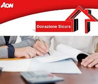 assicurazione casa donazione sicura