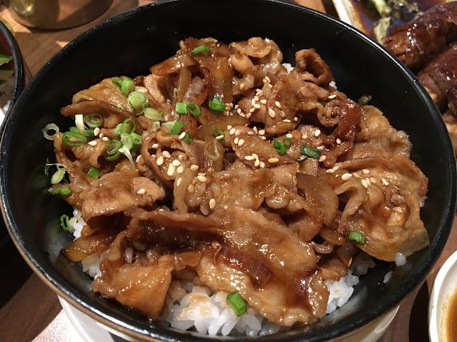 Pork Rice