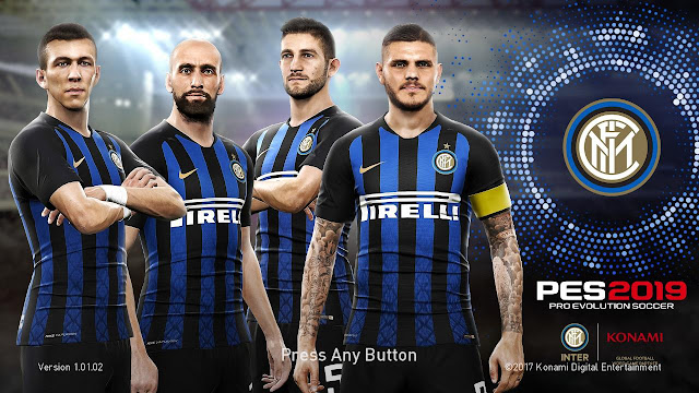 Image result for pes2019 inter