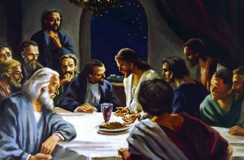 sowing the seeds maundy thursday � the beginning of the