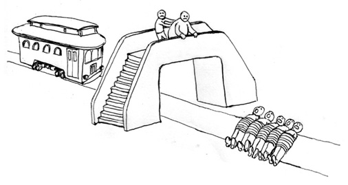 Philosophy of...: Trolley problems
