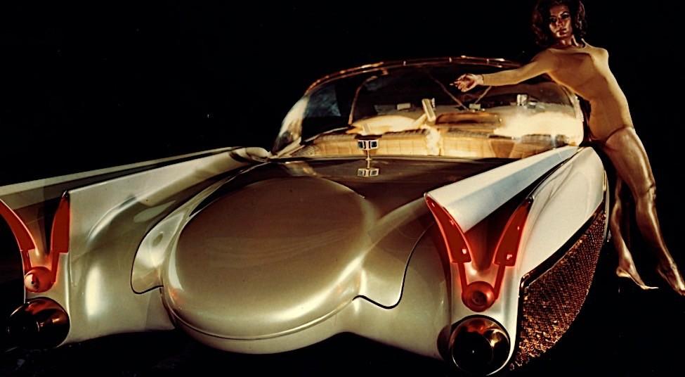 Fab Wheels Digest F W D 1955 Amp 1960 Golden Sahara By