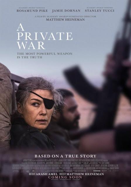 A Private War Rosamund Pike