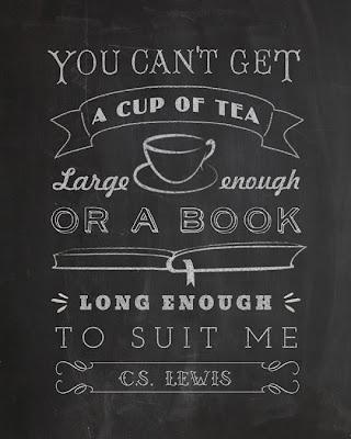 CS. Lewis Quote