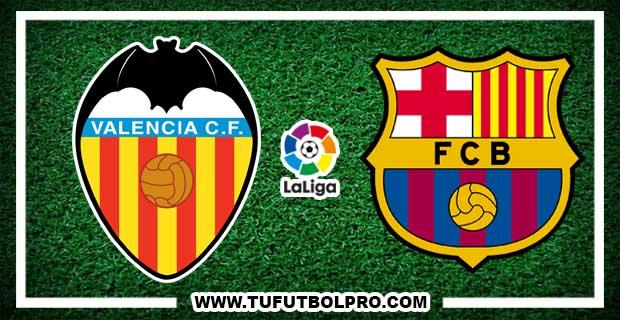 Ver Valencia vs Barcelona EN VIVO Por Internet Hoy 26 de Noviembre 2017