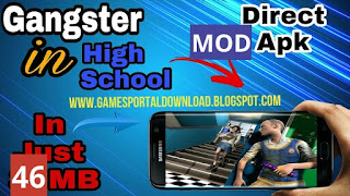 Download Gangster in High School Mod Apk