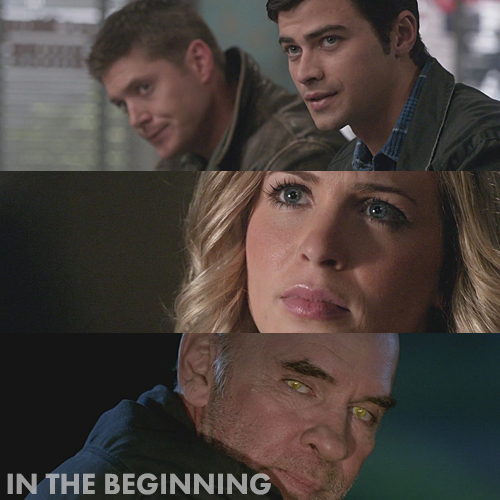 Supernatural 4x03 - In the Beginning