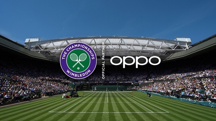 The Championships, Wimbledon Taps OPPO as First Asian Partner