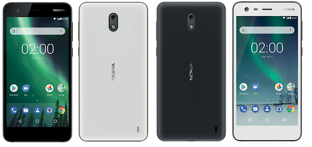 Nokia 2 in all its GLORY!!!