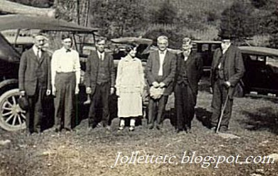 Will Sullivan, Decatur Breeden, Mitchell Knight, Sadie Jollett, Walter Davis, Jack Coleman, James Franklin Jollett