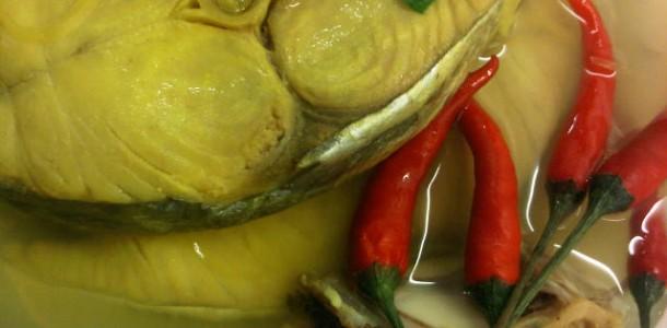 Resepi Ikan Tongkol Singgang Terengganu