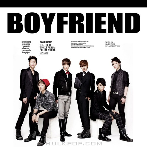 BOYFRIEND – I`ll Be There – EP (ITUNES PLUS AAC M4A)