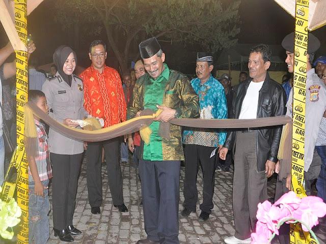 Pameran Pembangunan HUT Aceh Jaya ke-14 Dibuka