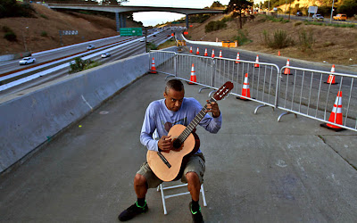 Carmageddon - photos from the LA Freeway Closure