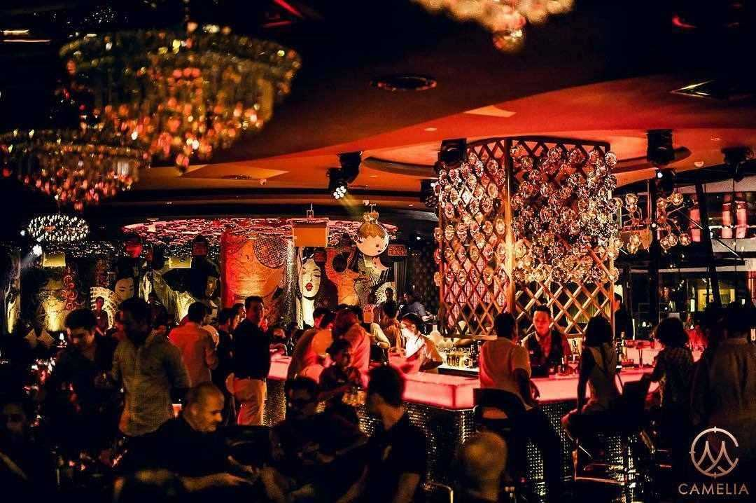 Camelia Lounge And Club Hanoi Jakarta100bars Nightlife