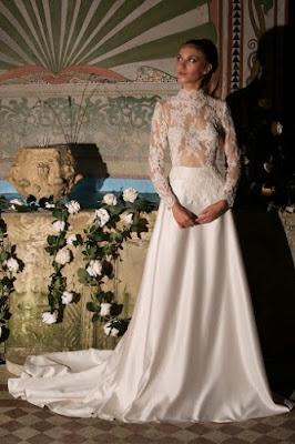 abito sposa ferragni
