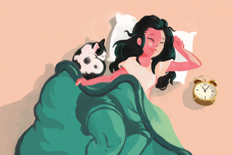 A new study finds that women snore too and often do not own up to it.