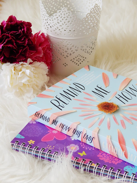 Remind Me How This Ends Book Review | sprinkledpages