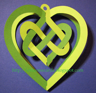 celtic irish valentine
