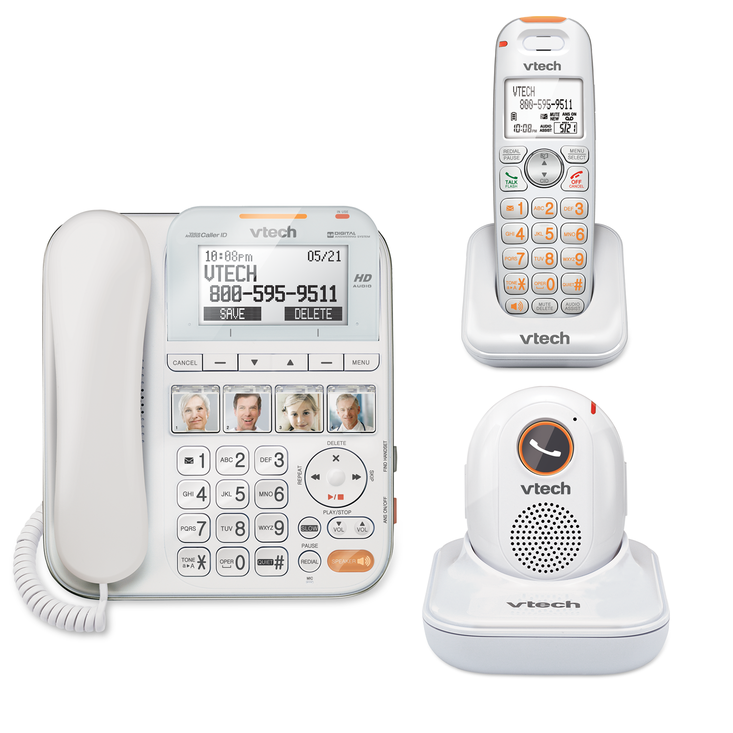 Phones For The Elderly: The Generation Above Me: Communication System Supports