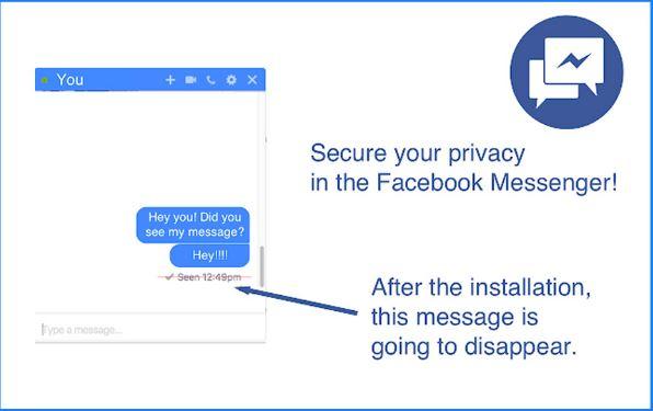 Cara Membaca Pesan FB Messenger Diam-Diam