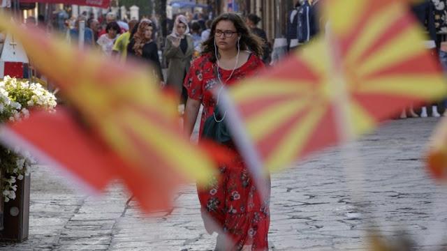 Οι ψηφοφόροι στα Σκόπια αποφασίζουν για την τύχη Ζάεφ και Τσίπρα