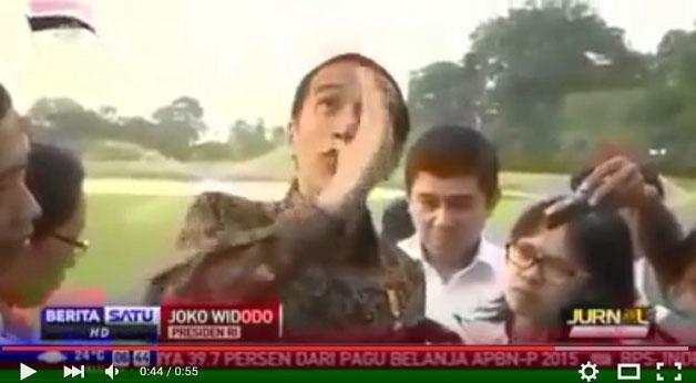 Rakyat Semakin Susah Dipimpin Jokowi