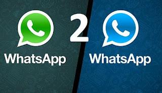 Dual-whatsapp-account-trick