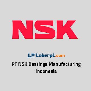 Lowongan Kerja PT NSK Bearings Manufacturing Indonesia MM2100 Cikarang