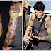 As tatuagens do John Mayer
