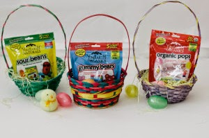 YumEarth Easter Baskets