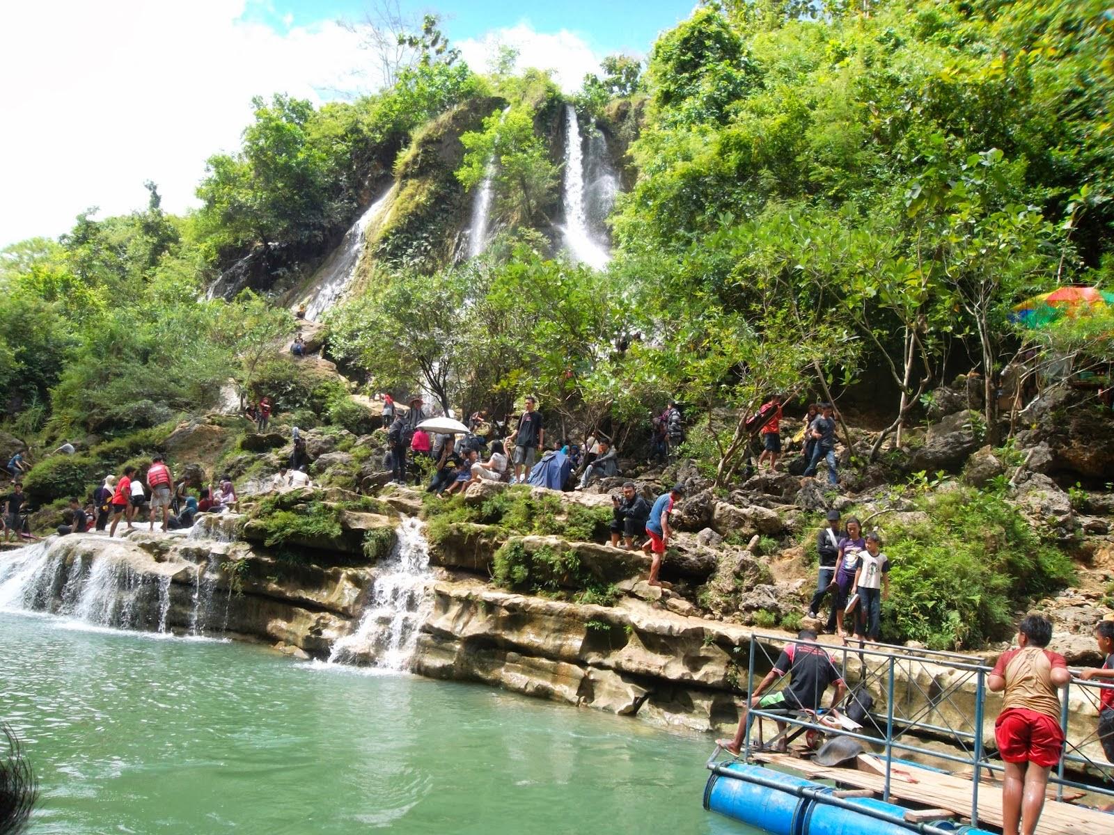 5 tempat wisata menarik di gunung kidul