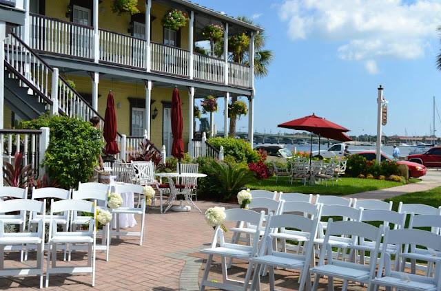 St Augustine Wedding Venues Bayfront Marin House St Augustine FL