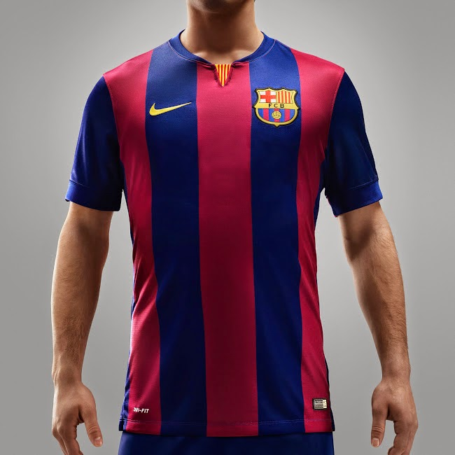 a61034afb49 Pro Soccer  Barcelona To Return To Sponsor-less Shirt