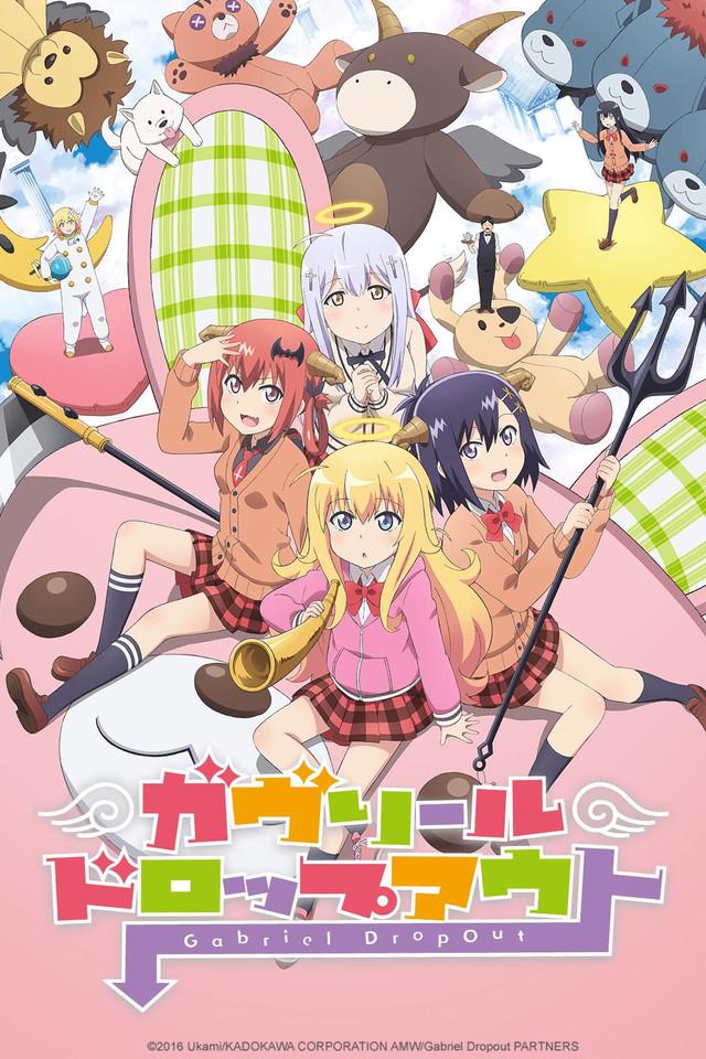 gabriel dropout Anime