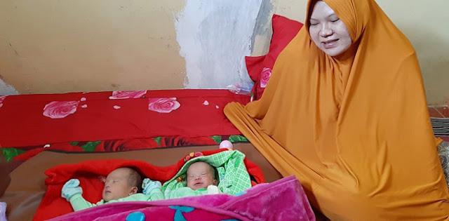 Bayi Kembar Diberi Nama Prabowo - Sandiaga, Kenapa Bukan Jokowi - Ma'ruf?