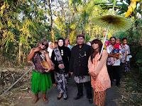 Kirab Budaya Ramaikan Sedekah Bumi Desa Ketanggan