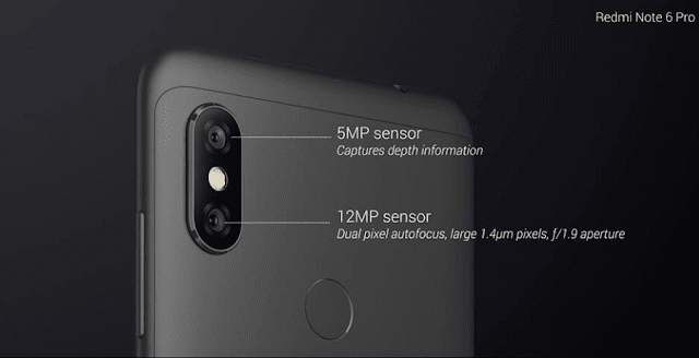 Redmi Note 6 Pro Specs and Features Announced