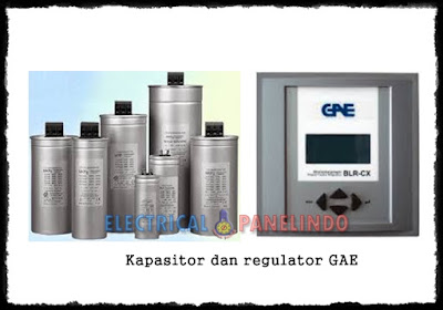 HARGA PANEL KAPASITOR BANK GAE