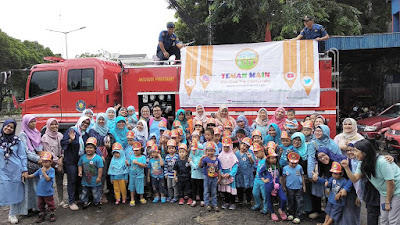 #temanmain20 : Fire Rescue
