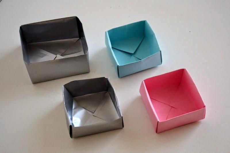 masu box origami