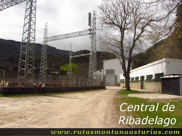 Central de Ribadelago