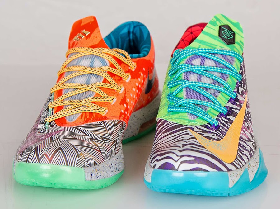 ba3174253a3f ... Euro Release Date of the What The KD 6, which is set to go down this  Saturday at select shops like SneakersnStuff. Enjoy another detailed look  below and ...