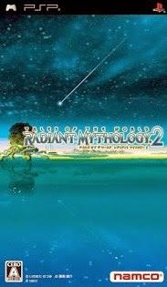 Tales of The World Radiant Mythology 2 PSP